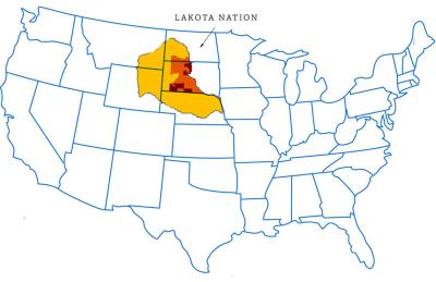 Lakota Country (Quelle: Wikipedia)