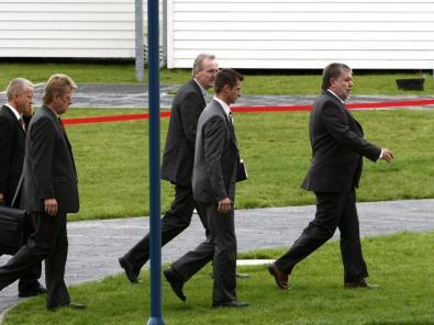 Der Abgang (c: Reuters)