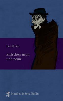 Leo Perutz: Zwischen neun und neun