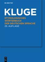 Kluge, 25. Ausgabe