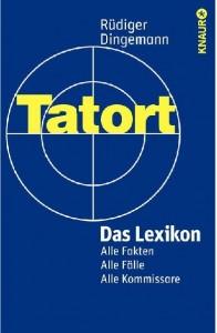 Rüdiger Dingemann: Tatort Lexikon (E-Book)