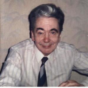 Mein Vater - Mitte der 1980er Jahre © Lothar Struck