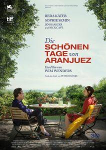 Wim Wenders: Die schönen Tage von Aranjuez