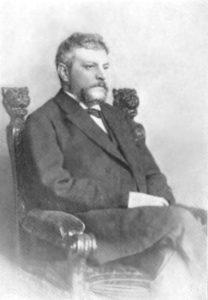 Portrait Hugo von Kupffer - c Lilienfeld-Verlag
